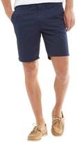 Jack and Jones Mens Chino Shorts Dress Blue