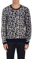 Acne Studios MEN'S JENA LEO WOOL-CASHMERE SWEATER