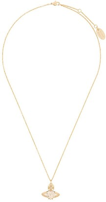 Vivienne Westwood Ariella cubic zirconia necklace