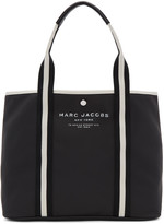 Marc Jacobs Black East-west Tote