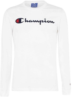Champion Chest Logo T Shirt