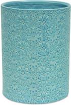 Jessica Simpson Bonito Blue Wastebasket Bedding