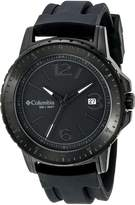 Columbia Men's CA025-001 Ridgeback Analog Display Quartz Black Watch