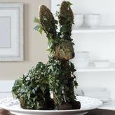 English Ivy Bunny Topiary