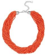 BaubleBar Women's Myra Beaded Collar