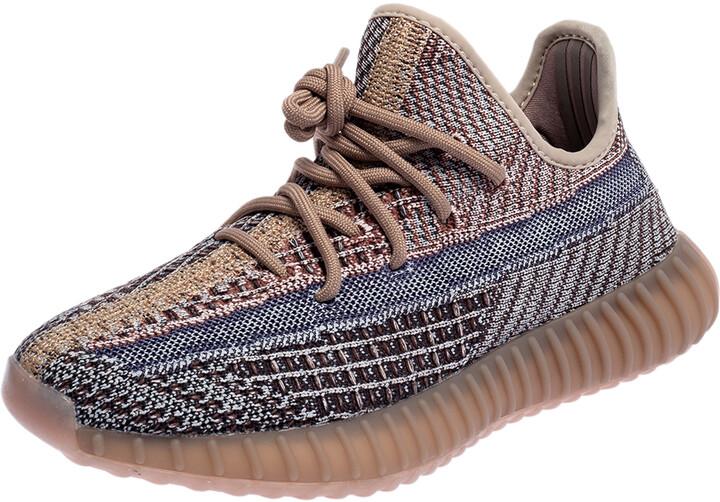 Yeezy x Adidas Yecher Primeknit Boost 350 V2 Fade Sneakers Size FR 36