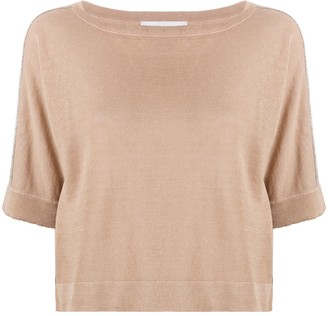 Fabiana Filippi relaxed short-sleeve T-shirt