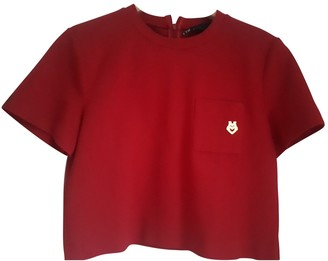 Moschino Love Red Top for Women