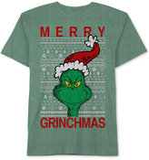 JEM Merry Grinchmas T-Shirt, Big Boys (8-20)