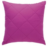 Bianca Vivid Grape Quilted Cushion