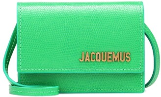 Jacquemus Le Bello Mini leather crossbody bag