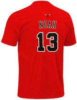 adidas Men's Chicago Bulls Joakim Noah Player T-Shirt