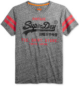 Superdry Men's Shirt Shop Logo T-Shirt