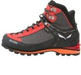 Salewa Crow Gtx Walking Boots Black/papavero