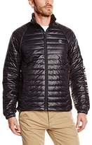 Timberland Clothing Men's Quilted Insulated Long Sleeve Jacket