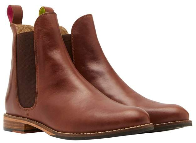 28e9cd5814b Womens Westbourne Leather Chelsea Boot - Brown