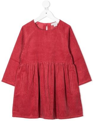 Stella Mccartney Kids Corduroy Shift Dress