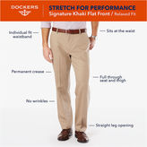 Dockers D4 Signature Stretch Relaxed Pants