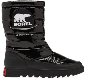 Sorel Joan of Arctic Next Lite Padded Patent Boots