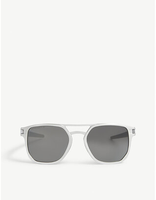 Oakley OO4128 Latch Alpha square-frame sunglasses