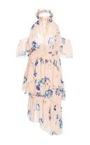 Ulla Johnson Valentine Halter Off the Shoulder Dress