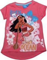 Disney Moana Kids Explore Oceania Short Sleeve T Shirt By BestTrend