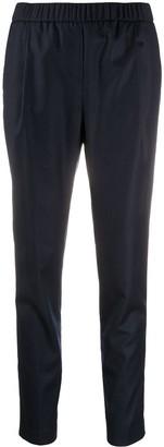 Fabiana Filippi Tapered Elasticated Trousers