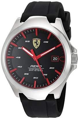 Ferrari Men's 0830506 Aero Analog Display Quartz Watch