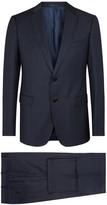 Armani Collezioni M-line Navy Wool Suit