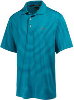Greg Norman for Tasso Elba Men's Big & Tall 5-Iron Striped Performance Polo, Only at Macy's