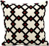Kathy Ireland Home® by Gorham Diamonds Square Pillow