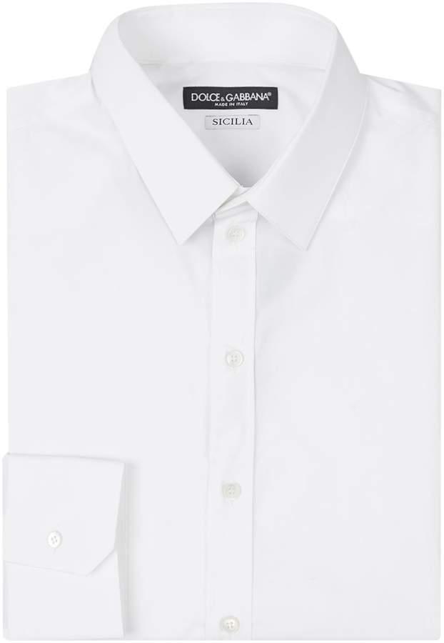 Dolce & Gabbana Slim Fit Dress Shirt