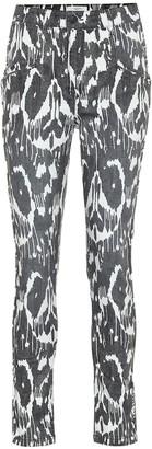 Etoile Isabel Marant Jamie mid-rise skinny jeans