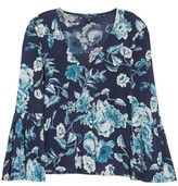 Lucky Brand Women's Encinitas Bell Sleeve Top