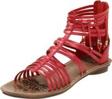 Kickers Women's Lilou W2 With Zip Sandal