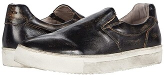 Bed Stu Harry (Black Handwash) Men's Shoes