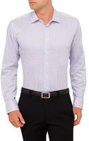 Calvin Klein Fine Tattersal Check Slim Fit Shirt