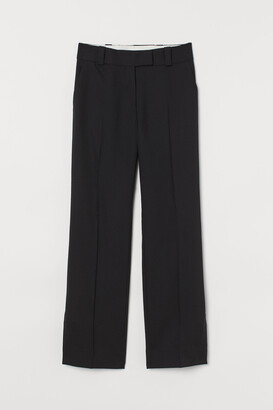 H&M Wool-blend trousers
