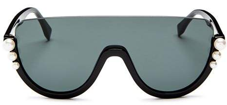 aa09634bec0a3 Fendi Gray Women s Sunglasses - ShopStyle