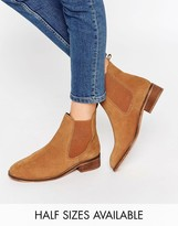 Asos ATTRIBUTE Suede Chelsea Ankle Boots
