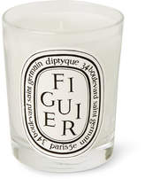 Diptyque Figuier Scented Candle, 190g - White
