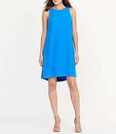 Lauren Ralph Lauren Solid Sleeveless Trapeze Dress