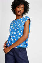 People Tree Camas Floral Top