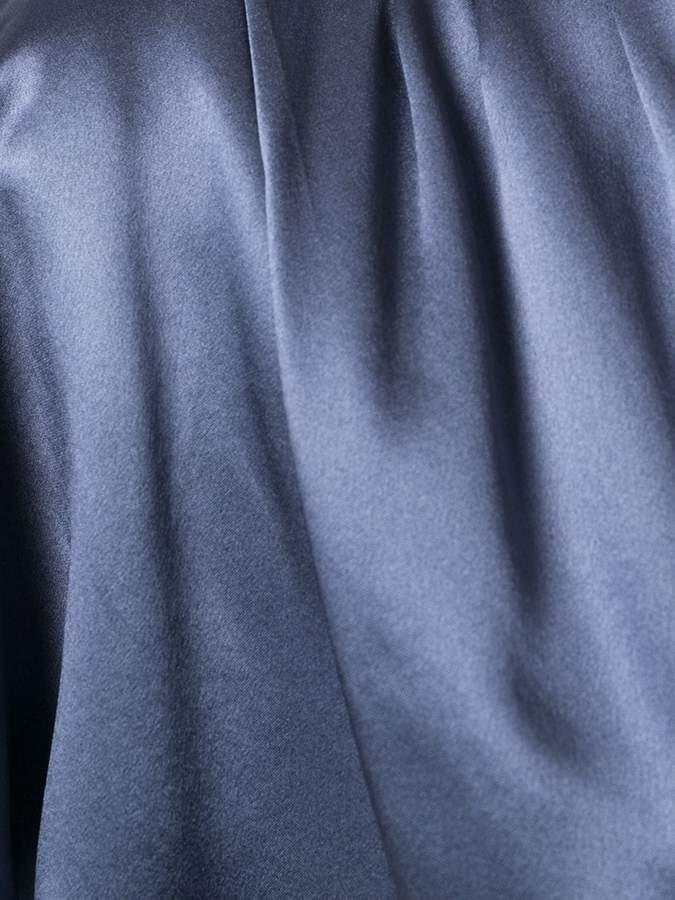 Masscob ruffle detail top