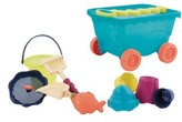 Toysmith 11-Piece Wavey Wagon Set