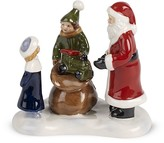 Villeroy & Boch Santa's Gifts Votive Holder