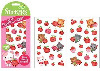 Peaceable Kingdom Very Cherry Scratch & Sniff Stickers