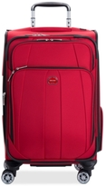 "Delsey CLOSEOUT! 60% OFF Helium Breeze 5.0 21"" Carry On Spinner Suitcase"