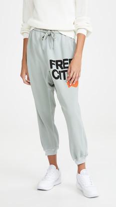 Freecity Large Sunfades Pocket Sweatpants
