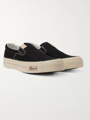 Visvim Skagway Canvas Slip-On Sneakers
